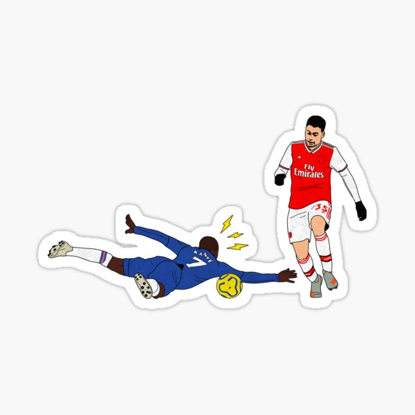 Arsenal Martinelli Sticker