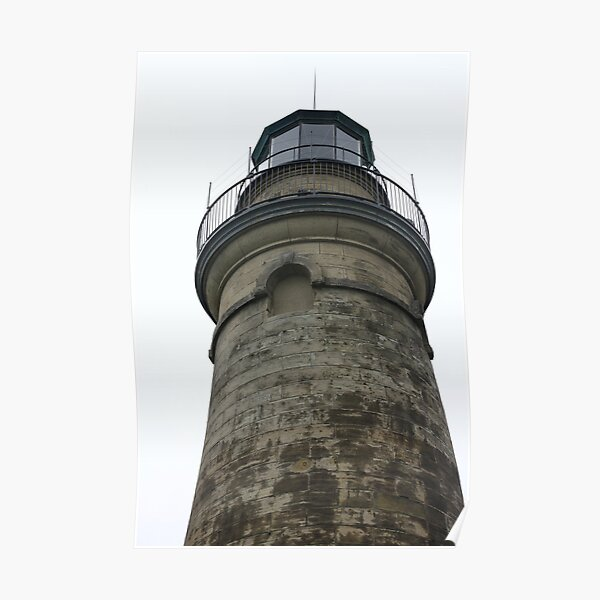 Grand River Lighthouse Poster