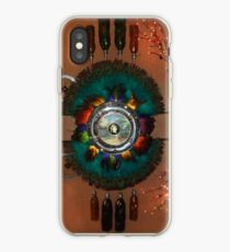 MN -When -Full View iPhone Case