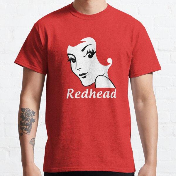 Miss Redhead (text) [iPad / Phone cases / Prints / Clothing / Decor] Classic T-Shirt