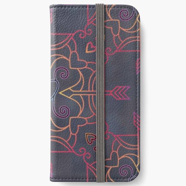 Warm My Frozen Heart iPhone Wallet