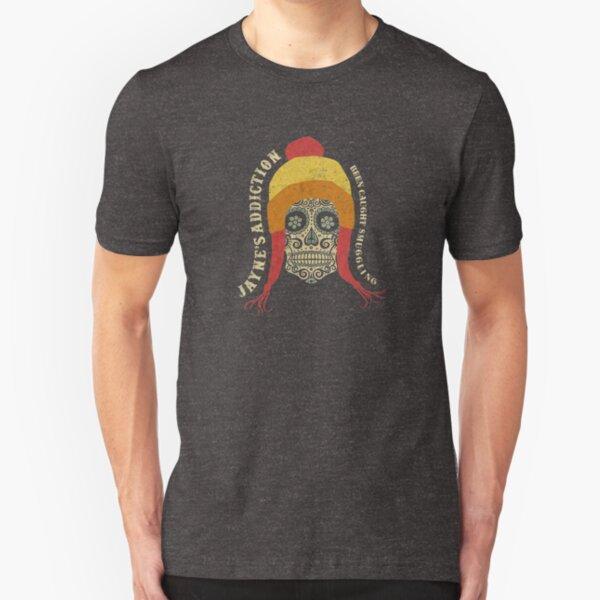 Jayne's Addiction Slim Fit T-Shirt