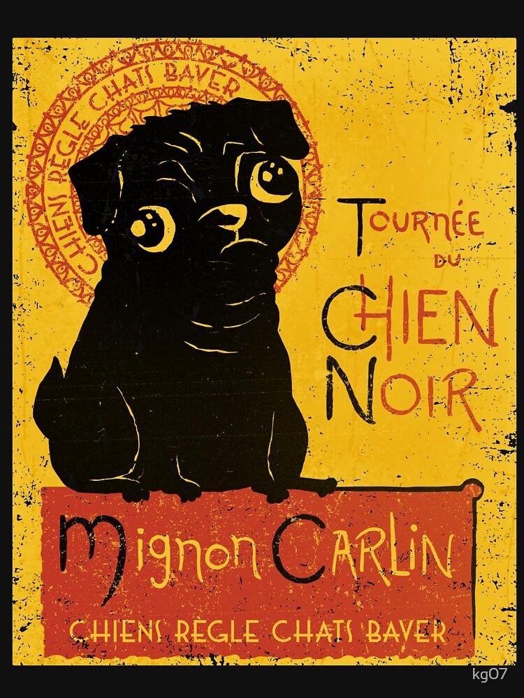 Le Chien Noir by kg07
