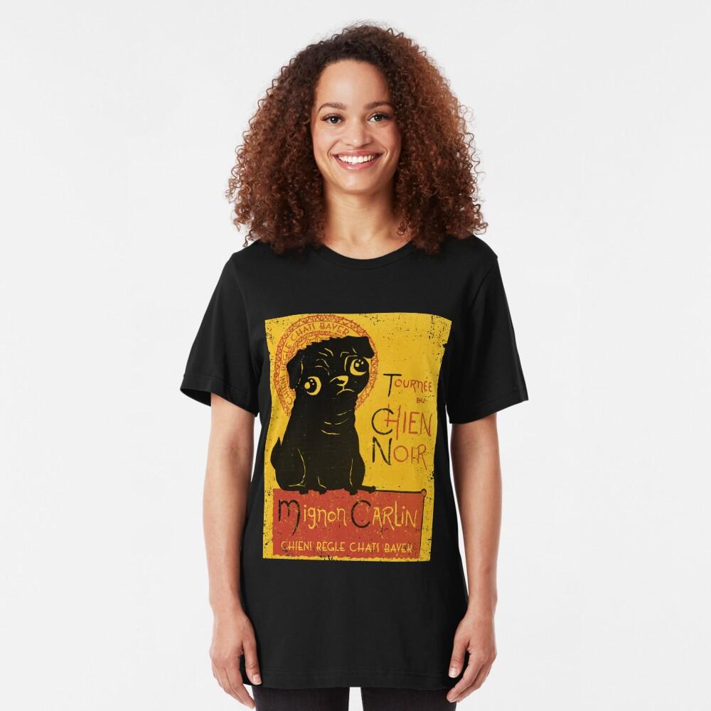 Le Chien Noir Slim Fit T-Shirt
