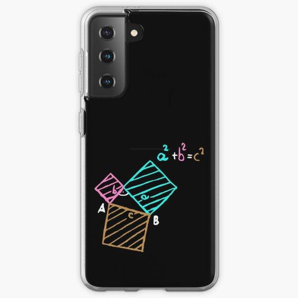 #Formula, #Mathematics, #Equation, #Imaginary, Complex Number, Mathematician, Trigonometric, Functions Samsung Galaxy Soft Case