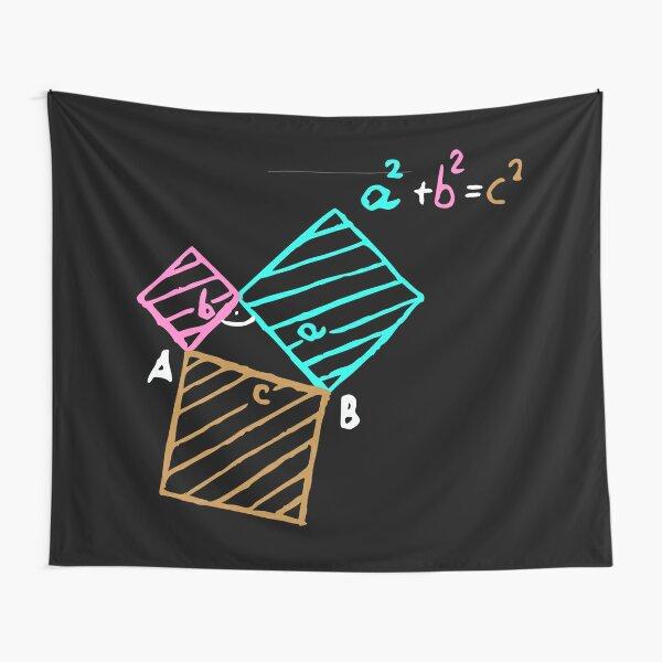 #Formula, #Mathematics, #Equation, #Imaginary, Complex Number, Mathematician, Trigonometric, Functions Tapestry