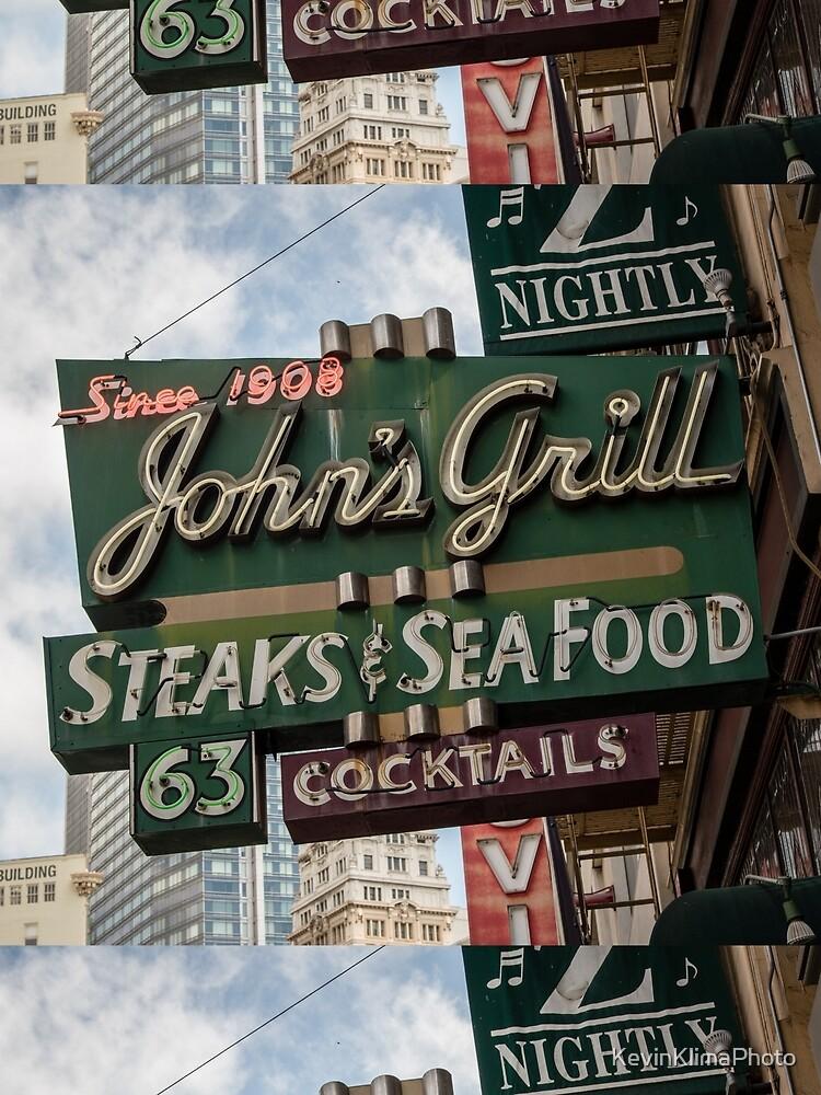 John's Grill by KevinKlimaPhoto