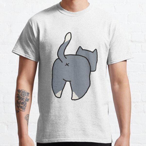 Cat butt Classic T-Shirt