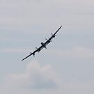 Battle of Britain Memorial Flight by bubblebat