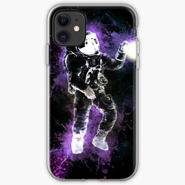 Moon Dance iPhone Soft Case