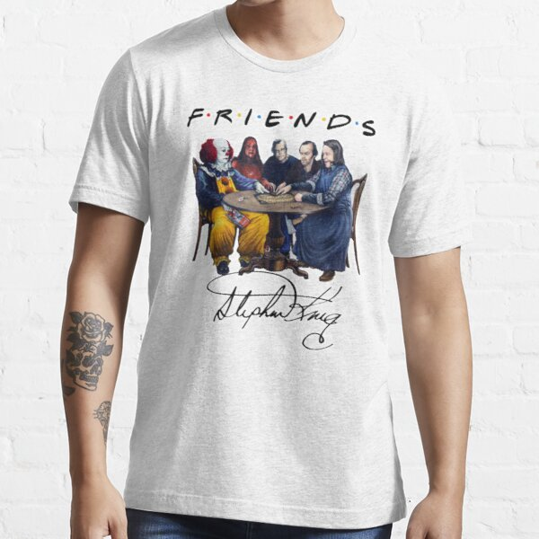 stephen king Essential T-Shirt