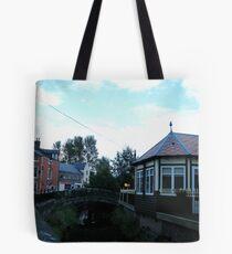 Boo Backit Brig, Strathaven Scotland Tote Bag