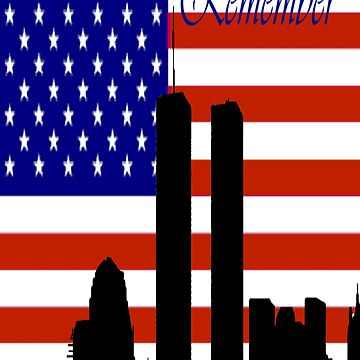 Remember 9-11 by Jedimaster73