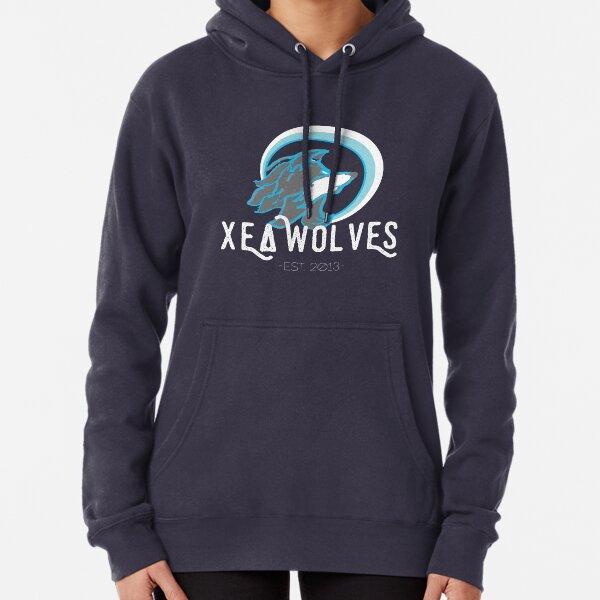 WolvesBJU Shirt Pullover Hoodie