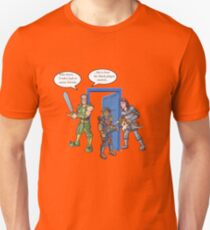 Vork's Commentary on Parties T-Shirt
