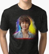 SHINee Onew Tri-blend T-Shirt