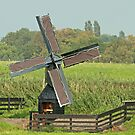 Small Windmill by Robert Abraham