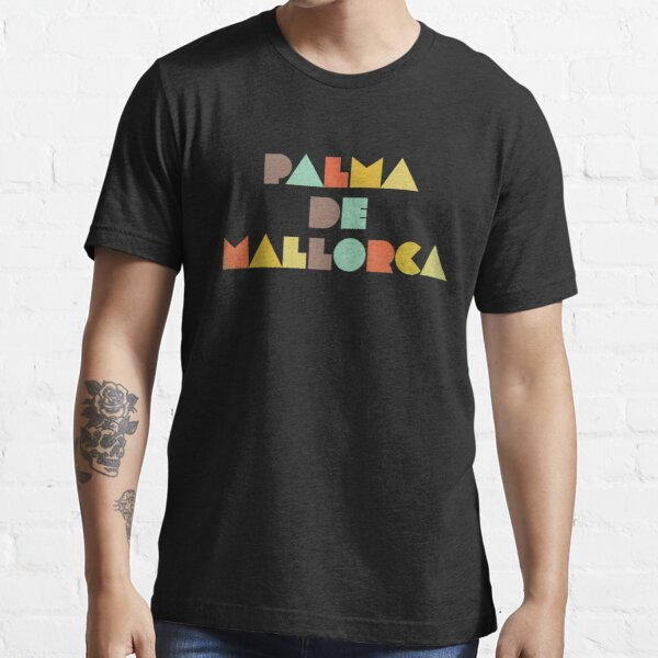 Palma de Mallorca Vintage Essential T-Shirt