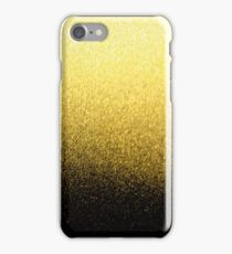 Black & Gold iPhone Case/Skin