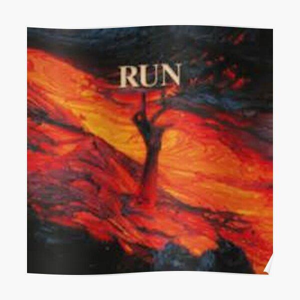 Joji Run Poster