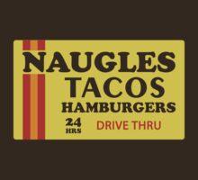 Naugles Tacos Retro T-Shirt | Unisex T-Shirt