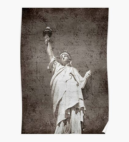 Liberty...Freedom © Poster