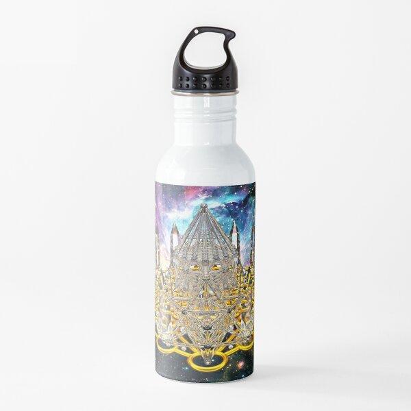 Crystal Hexagrid Matrix Stargate Water Bottle