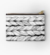 Knitted Studio Pouch