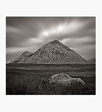 Echoes of Mountain-ness Photographic Print