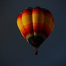 Hot air balloon flight 2 by agenttomcat