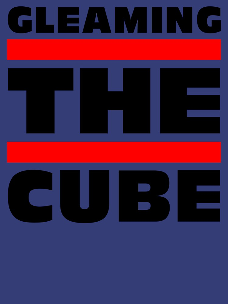 TShirtGifter presents: Gleaming The Cube Vintage 80's T-Shirts | Unisex T-Shirt