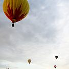 Hot air balloon flight 5 by agenttomcat