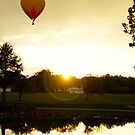 Hot air balloon flight 6 by agenttomcat