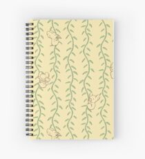 Koala Life (Yellow) Spiral Notebook