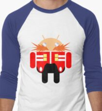 Dr. Droidbotnik Men's Baseball ¾ T-Shirt