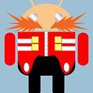 Dr. Droidbotnik by Anthony Pipitone
