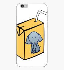 Elephant Juice iPhone Case