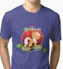 Applejack's Sweet Apple Acres Tri-blend T-Shirt
