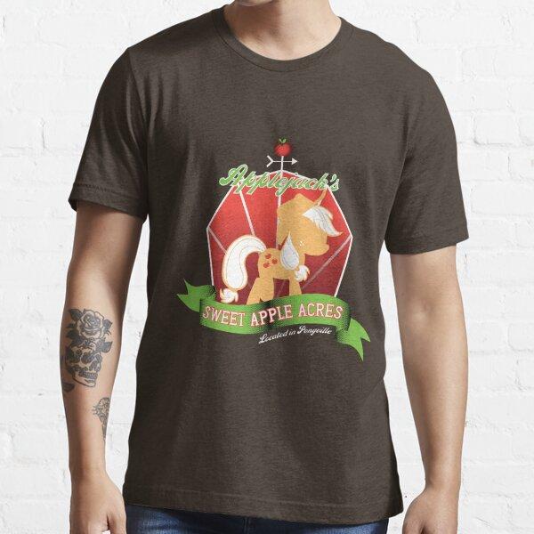 Applejack's Sweet Apple Acres Essential T-Shirt