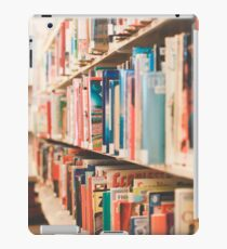 Library Time iPad Case/Skin