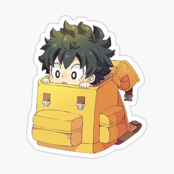 BNHA - BABY DEKU Sticker
