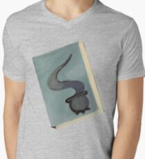 Magical Book Of Potions V-Neck T-Shirt