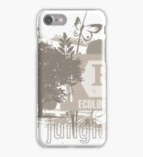 Tree Art Ecology iPhone Case/Skin