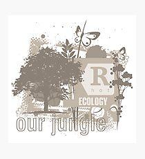 Tree Art Ecology Photographic Print