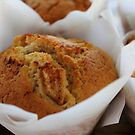 Banana Muffin by Janie. D