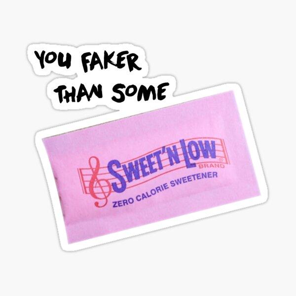 """Childish Gambino """"Sweet'N Low"""" Sticker"""