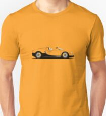 2011 Bugatti Veyron 16.4 Grand Sport Middle East Editions (Yellow) T-Shirt