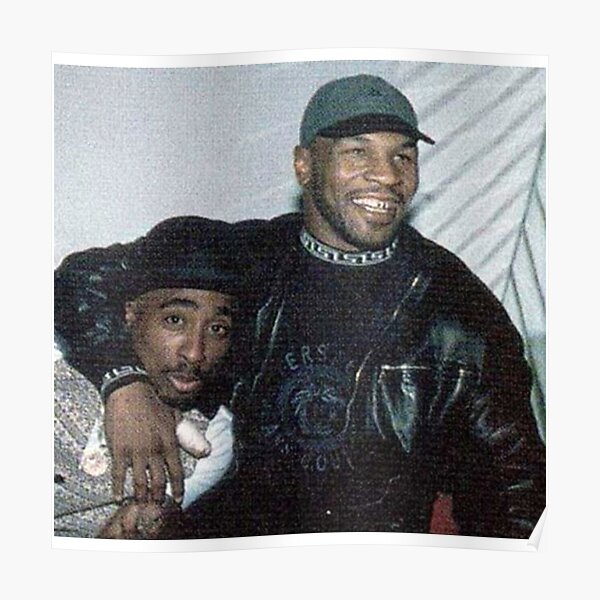 Mike tyson poster Poster