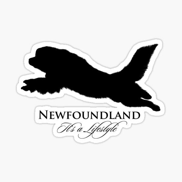 Newfoundland: It's a Lifestyle Sticker