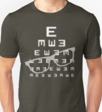 Vision screening with glasses T-Shirt